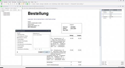 3. Produktbild Sage 50 Handwerk - Handwerkersoftware