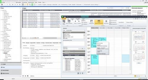 7. Produktbild Sage 50 Handwerk - Handwerkersoftware