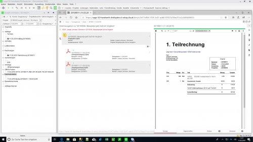 9. Produktbild Sage 50 Handwerk - Handwerkersoftware