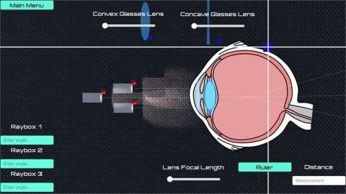 Lence Focal Length