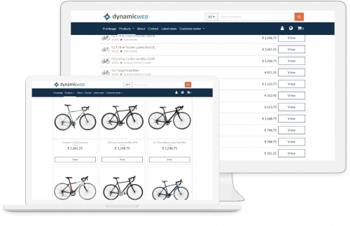 Verwalten Sie mehrere Shops - B2B, B2C oder B2A E-Commerce