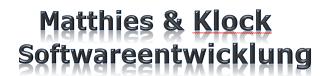 Firmenlogo Matthies & Klock GbR Berlin