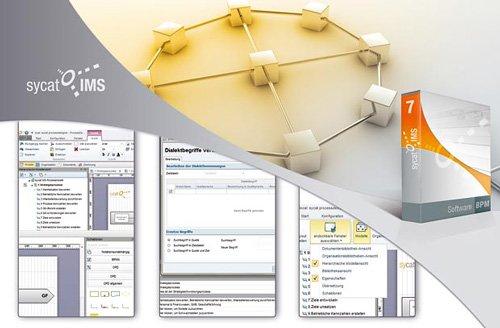 1. Produktbild sycat BPM Suite Prozessmanagement