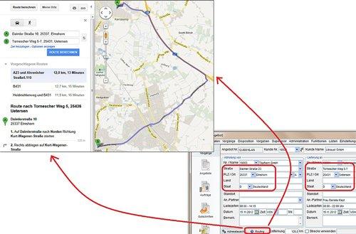 7. Produktbild SpediKur - Speditionssoftware