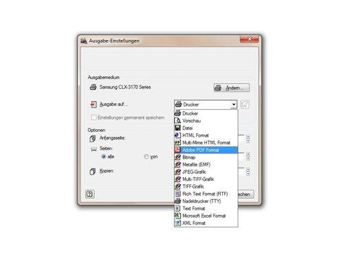 8. Produktbild SpediKur - Speditionssoftware