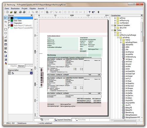 9. Produktbild SpediKur - Speditionssoftware