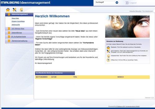 1. Produktbild IDM Ideenmanagement
