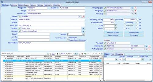 2. Produktbild MaintMan - Instandhaltungssoftware