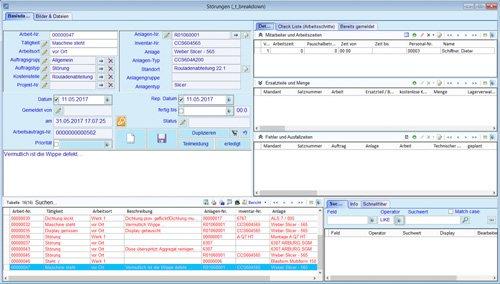 4. Produktbild MaintMan - Instandhaltungssoftware