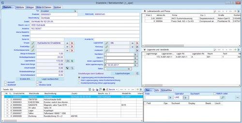 5. Produktbild MaintMan - Instandhaltungssoftware