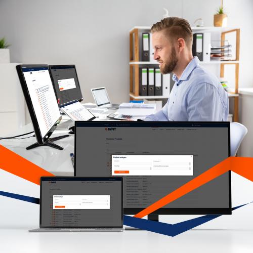 Asset-Management & Asset-Tracking Verwaltung