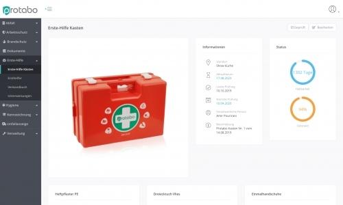 Brandschutz-Organisation automatisieren