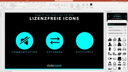 Lizenzfreie Icons