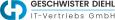Firmenlogo Geschwister Diehl IT-Vertriebs GmbH Frankfurt am Main