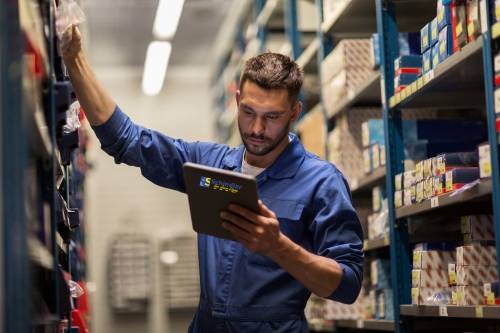 Toolmanagement mit S-Anywhere