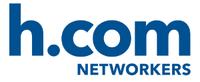 Firmenlogo h.com networkers GmbH Düsseldorf