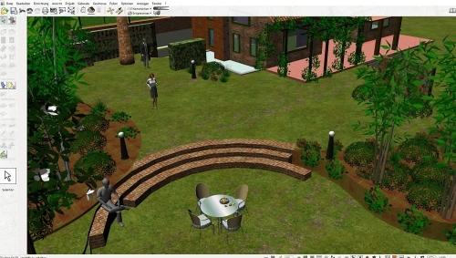 Garten & Umgebungslandschaft individuell gestalt- und formbar