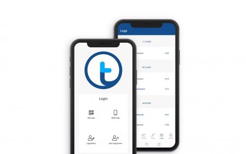Die Timesa APP gibt es kostenlos, für Apple und Android