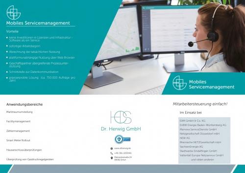Mobiles Servicemanagement