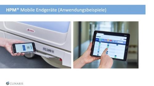 HPM® Mobile Endgeräte