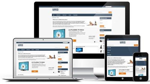 1. Produktbild WECO E-Commerce Sales&Service