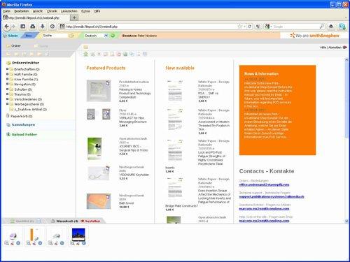1. Produktbild eyebase mediasuite - Bilddatenbank und Mediendatenbank Lösungen