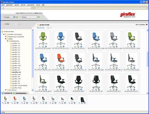 2. Produktbild eyebase mediasuite - Bilddatenbank und Mediendatenbank Lösungen