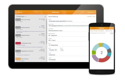 8. Produktbild SPARTACUS Facility Management®