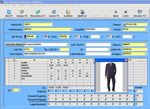 4. Produktbild CASHTEX Kassensystem für Einzelhandel