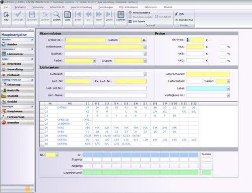 3. Produktbild MP PROFI ERP, Warenwirtschaftssystem für Großhandel