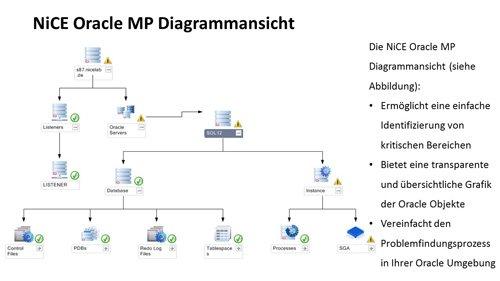 1. Produktbild NiCE Oracle Database Management Pack für Microsoft SCOM