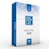 Software zur Formularbearbeitung und -verwaltung mit über 2300 Vordrucken