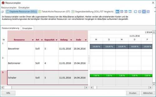 8. Produktbild Projekt-Manager - Projektmanagement für Bauprojekte