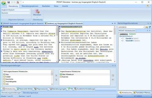 2. Produktbild PROMT Professional 12 Englisch-Deutsch