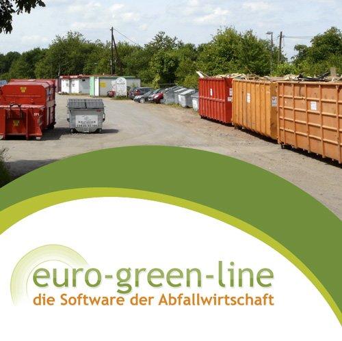 1. Produktbild Euro-Green-Line - Branchenlösung für die Abfallwirtschaft