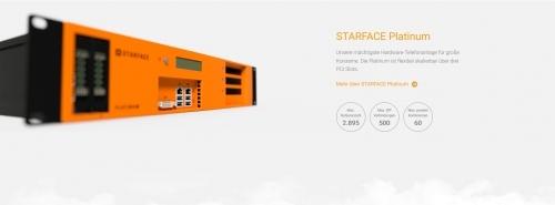 STARFACE Platinum