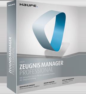 Haufe Zeugnis Manager Professional