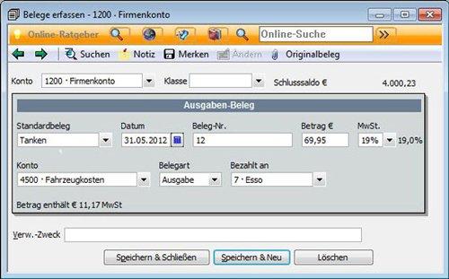 3. Produktbild Lexware büro easy