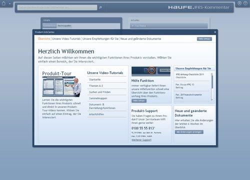 3. Produktbild Haufe IFRS-Kommentar