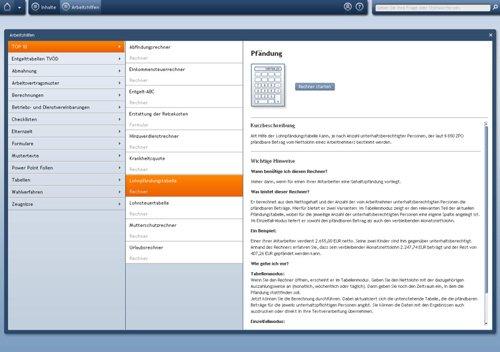 3. Produktbild Haufe TVöD Office Professional für Krankenhäuser