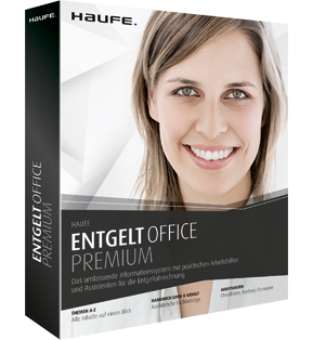 Haufe Entgelt Office Premium