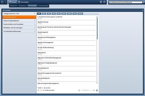 2. Produktbild Haufe SGB Office Kommunal