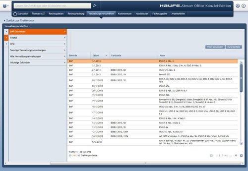 8. Produktbild Haufe Steuer Office Kanzlei-Edition
