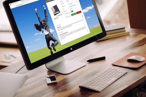hunter - plattformunabhängig im Browser nutzbar