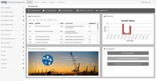 2. Produktbild HCM Ideenmanagement