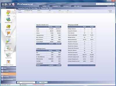 13. Produktbild HS/3 Hotelsoftware