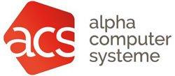 Firmenlogo Alpha Computer GmbH (Bürohaus am Vitacenter) Chemnitz