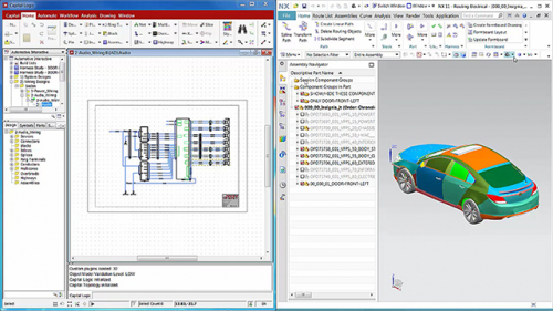 E/E Tool & Data Integration