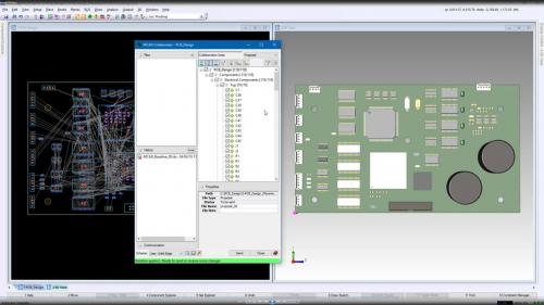 Solid Edge PCB Collaboration