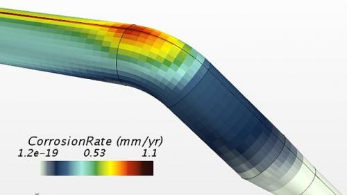 Electrochemistry Multiphysics